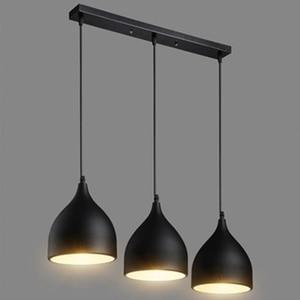 Image 1 - LukLoy Modern Pendant Ceiling Lamps Dining Table Lustre Pendant Lights Loft Lamp Hanglamp Nordic Hanging Kitchen Light Fixture