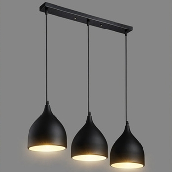LukLoy lámparas de techo modernas colgantes de mesa de comedor Lustre luces  colgantes de lámpara de Loft lámpara colgante nórdica accesorio de luz de  ...