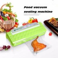 1pc Multi Functional Vacuum Film Sealing Machine Fully Automatic Household Vacuum Food Sealer