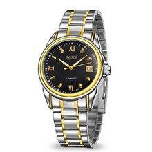 BOSOK655 nouveau hommes de montres mécaniques, haut de gamme loisirs évider marque montres, de luxe de mode montres, hommes d'affaires montre