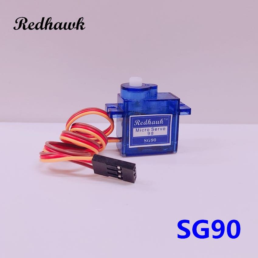 50 pcs/lot RC Micro Servo 9g SG90 pour RC avions hélicoptère pièces de direction jouet moteurs livraison gratuite