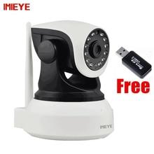 IMIEYE HD 720P IP Camera Wireless Wifi CCTV IR Night Vision P2P Webcam TF Card PTZ Onvif Network Wi-fi Security Surveillance Cam