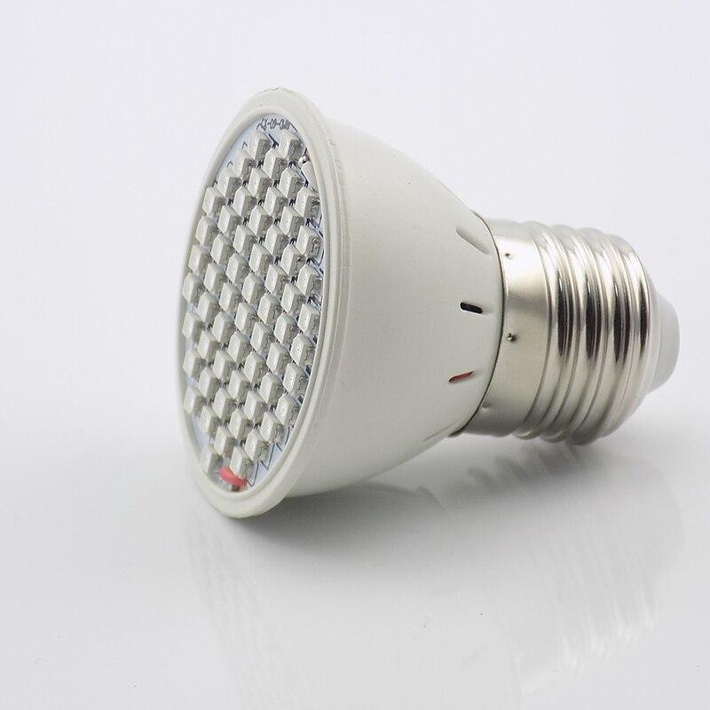 Առաջնորդված բույսերի աճեցման լամպ E27 - Մասնագիտական լուսավորություն - Լուսանկար 3