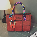 New 2016 fashion Women's Leather Handbag Tote Trendy Shoulder Bags Messenger Bag Cross body bag Bolsas Free shipping