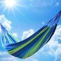 190*150cm NEW Load-bearing Outdoor Garden Hammock Hang Bed Travel Camping Swing Survival Outdoor Sleeping Free Shipping