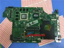 Оригинал MS-16J11 MS-16J1 для MSI GE62 материнская плата С I7-4720HQ И GTX970M полностью протестированы ХОРОШО