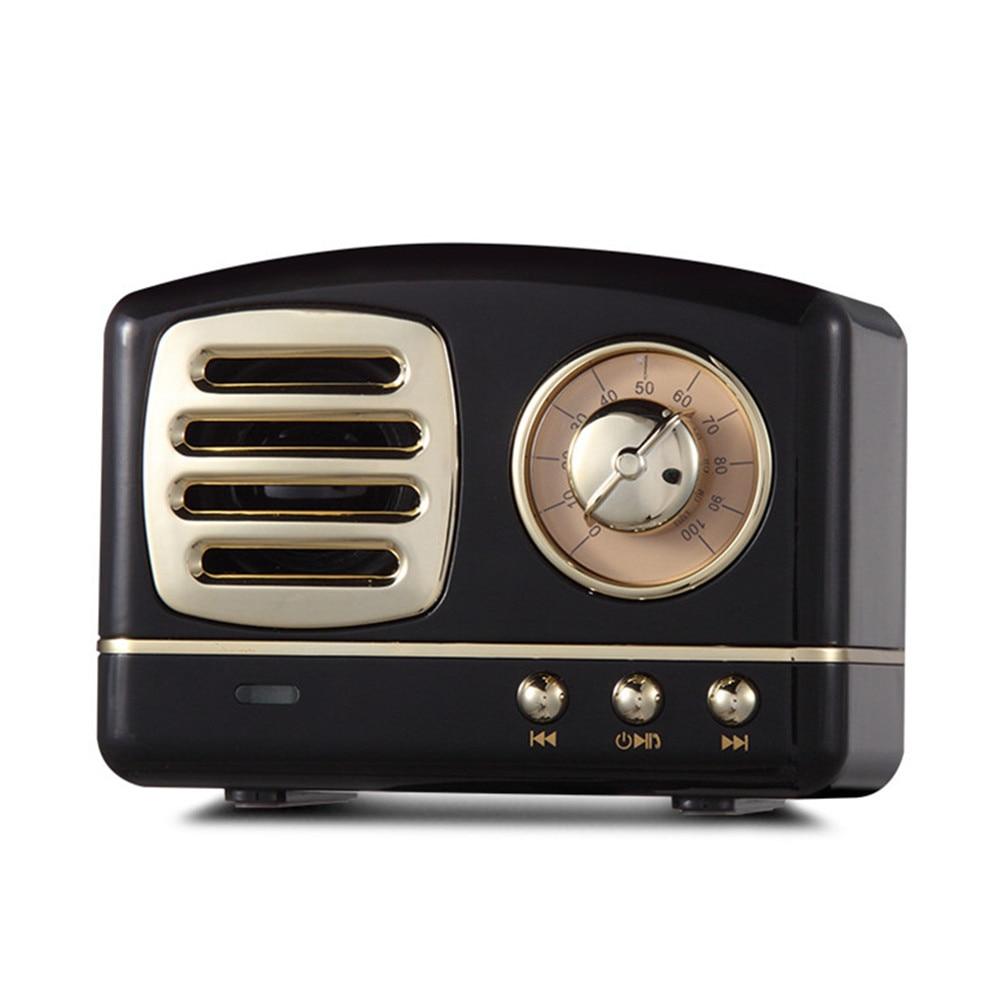 HM11 sans fil bluetooth haut-parleur portable téléphone new American rétro radio mains libres carte d'appel petite musique subwoofer