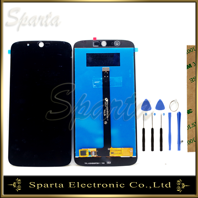 100% Tested LCD Display For Acer Liquid Zest Plus T08 Z628 LCD Display Screen With Touch Screen Assembly