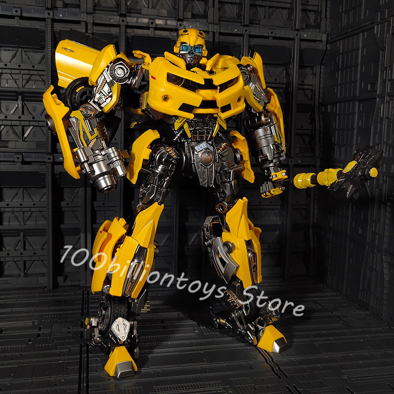 Weijiang BBB MPM03 28CM Alloy deformed toy king 5 hornet bug boy robot Transformation toys Movie 5 Robot Car Toys