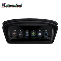Ectwodvd Quad Core Android 6.0 Car DVD GPS Navigation Radio Stereo for BMW E60 2003 2004 2005 2006 2007 2008 2009 2010