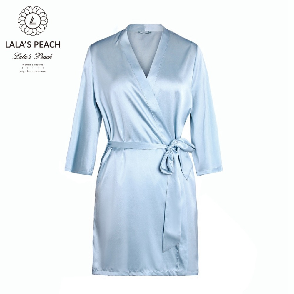 fc4739baf4 Buy peach robe and get free shipping on AliExpress.com