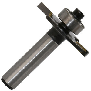 """Image 2 - 1 pz 8mm Gambo di Alta Qualità """"T"""" Tipo di Biscotto Comune Fessura della Taglierina di Giunzione/Sbozzare Router Bit 3mm, 4 mmHeight Cutter lavorazione del legno"""