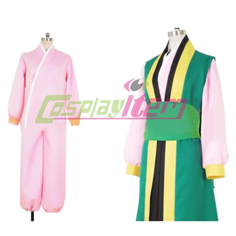 Hot! Tenchi Muyo Princess Sasami Cosplay Costume Custom Made