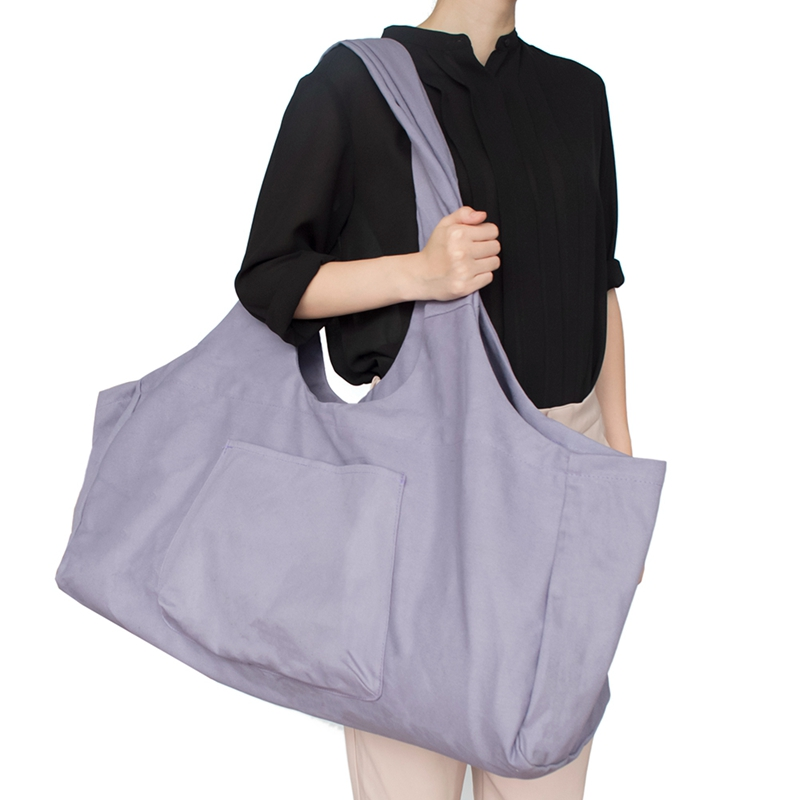 2020 Large Yoga Mat Bag Large Yoga Mat Tote Sling Carrier With Side Pocket Fits Most Size Mats From Yvonna 31 03