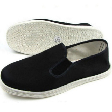 Tai  ji Chinese Kung Fu Hand-stitched Cotton Cloth Shoes Traditional Kung Fu Taichi Wing Chun Footwear