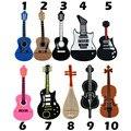 Nueva Pluma de la Impulsión 8 GB 16 GB 32 GB 64 GB USB Flash Drive Lindo Instrumentos de violín Guitarra de dibujos animados Modelo usb 3.0 de Memoria Flash Stick Regalos