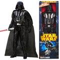 """Frete grátis Louco Brinquedo Star Wars Clone Trooper Stormtrooper PVC Action Figure Coleção Toy 12 """"30 CM"""