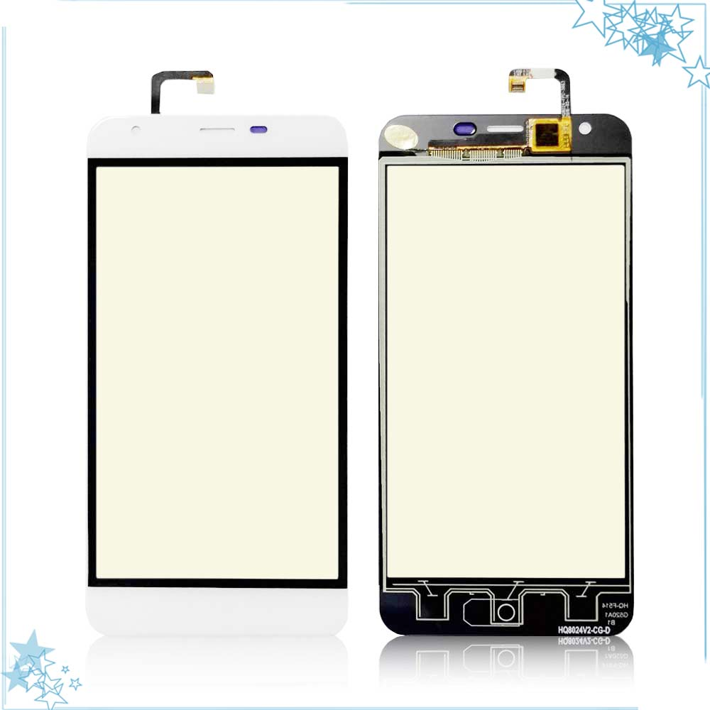 For <font><b>Oukitel</b></font> <font><b>K7000</b></font> Touch Screen Digitizer 100% Tested Digitizer Glass Panel Touch Replacement image
