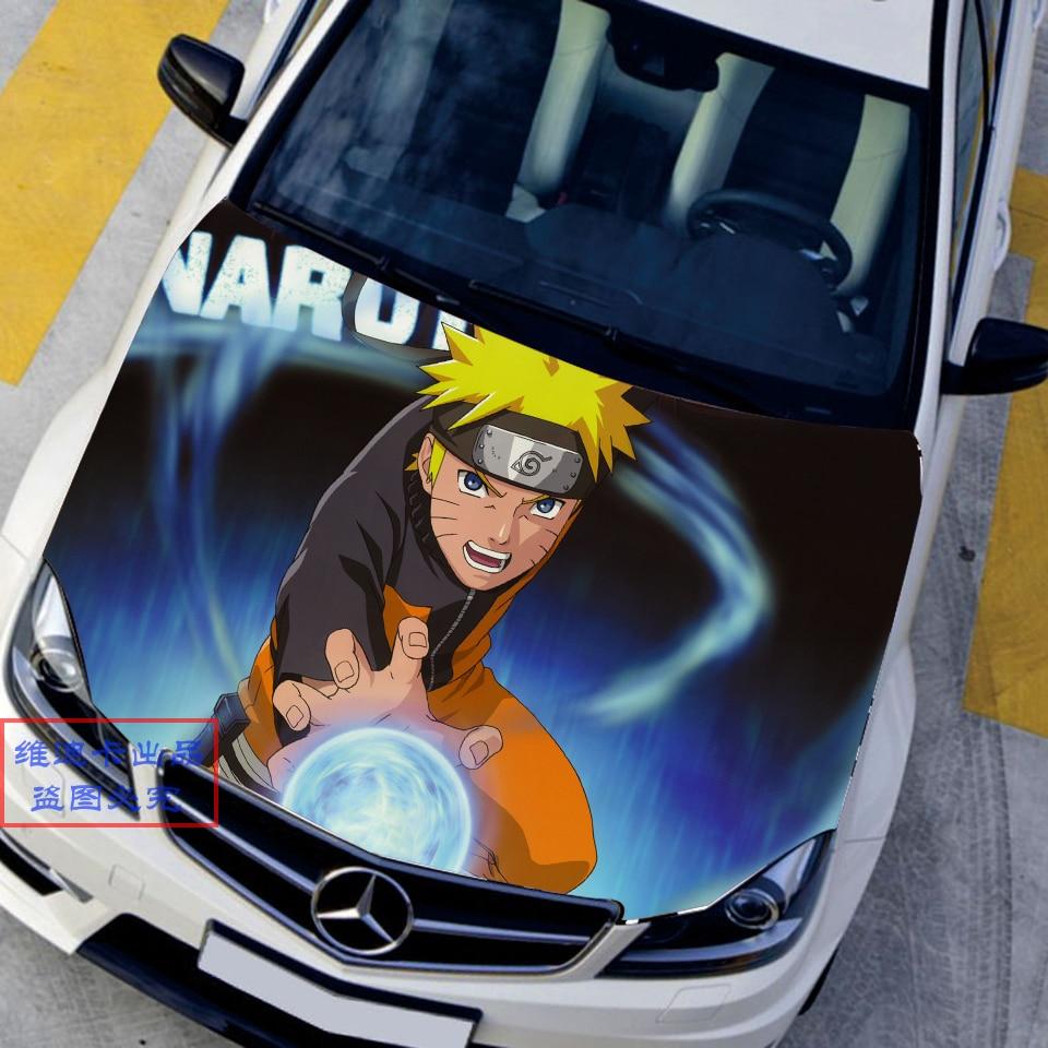 popular anime car hood decal buy cheap anime car hood