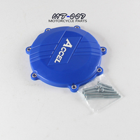 Motorcycle Plastic Clutch Protector Cover Protection Cover For YZ450F 2014 2016 WR450F 2016 MX Motocross Endupro