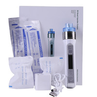 Portable Skin injection water wrinkle removal rejuvenation mesotherapy meso gun therapy machine