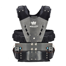 Weildy HD-2200 1-7kg weight bear Video camcorder Steadicam stabilizer Steadycam photography Vest Dual Support Arm and vest