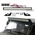 INJORA супер яркие 36LED 150 мм фары для 1/10 радиоуправляемого гусеничного автомобиля  осевой SCX10 90046 Jeep Wrangler Body