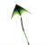 Stunt Kite 2 m/6.56ft Vão de Vento Prisma Quadro Resina Triângulo Praia Pipas Delta Diversão Ao Ar Livre para As Crianças crianças Brincando