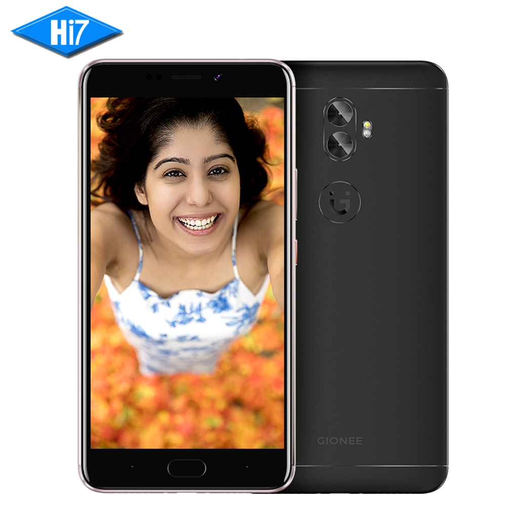 New Gionee A1 plus 4G RAM 64G ROM 4550mAh Big Battery 6.0'' HD 20MP Front Camera Dual Sim Smartphone Android Smart Mobile Phone