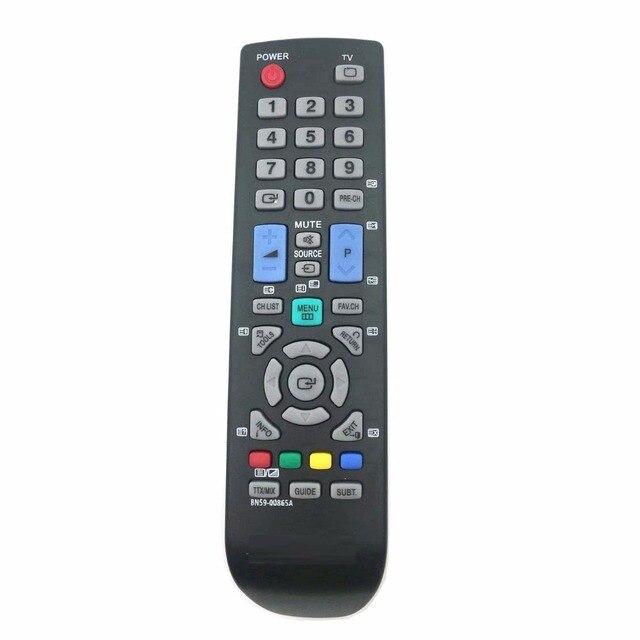 * * * * * * * * ใหม่สำหรับ Samsung BN59 00865A การเปลี่ยนทีวีรีโมทคอนโทรลสำหรับ 933HD 2333HD 2033HD P2270HD LS22EMDKU