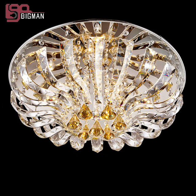 Aliexpress.com : Buy Free shipping new modern chandeliers crystal ...