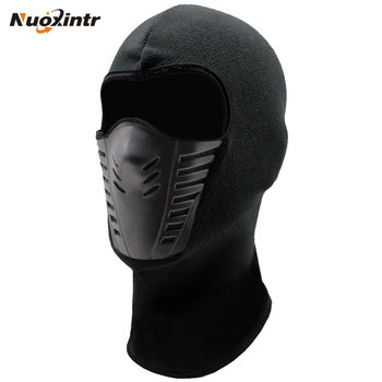 Winter Warm Motorcycle Windproof Face Mask Motocross Face masked Cs Mask Outdoor Sport Warm Bicycle Thermal Fleece Balaclavas face mask