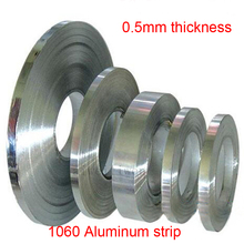 0,5 мм Толщина 10 мм 20 мм 30 мм ширина 1060 алюминиевая полоса алюминиевая лента al рулон алюминиевая фольга Лист