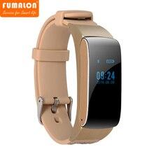 Smart Band talkband Bluetooth часы браслет DF22 звук гарнитуры цифровые наручные калорий, шагомер трек Фитнес сна Мониторы
