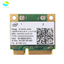 Wifi Card for intel 5100AN 512ANHMW Hafi Mini PCIe SPS:572507-001 Wireless WLAN Wifi Card