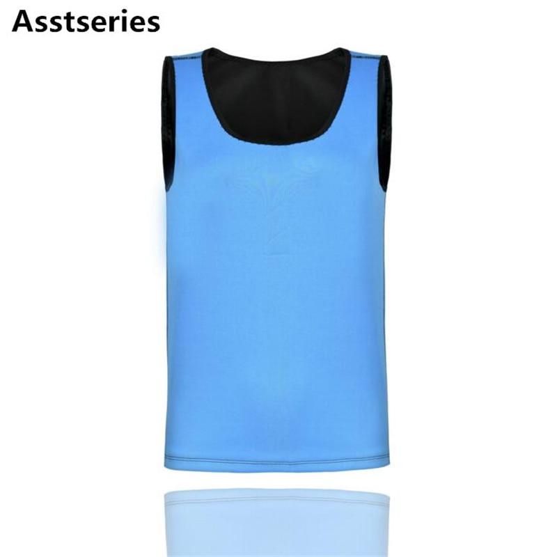 19d4bd937d Slimming Belt Belly Men Slimming Vest Body Shaper Man Neoprene Abdomen  Thermo Tummy Shaperwear Waist Sweat ...