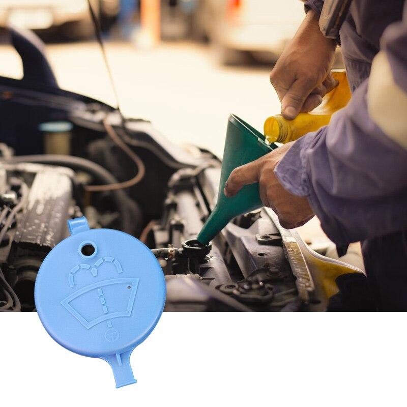Auto Voorruit Wasmachine Fles Cap Cover Voor Peugeot 206 307 106 207 301 308 408 508 Citroen C2 C4l C5 Xsara Picasso Sega C-elysee Voor Snelle Verzending