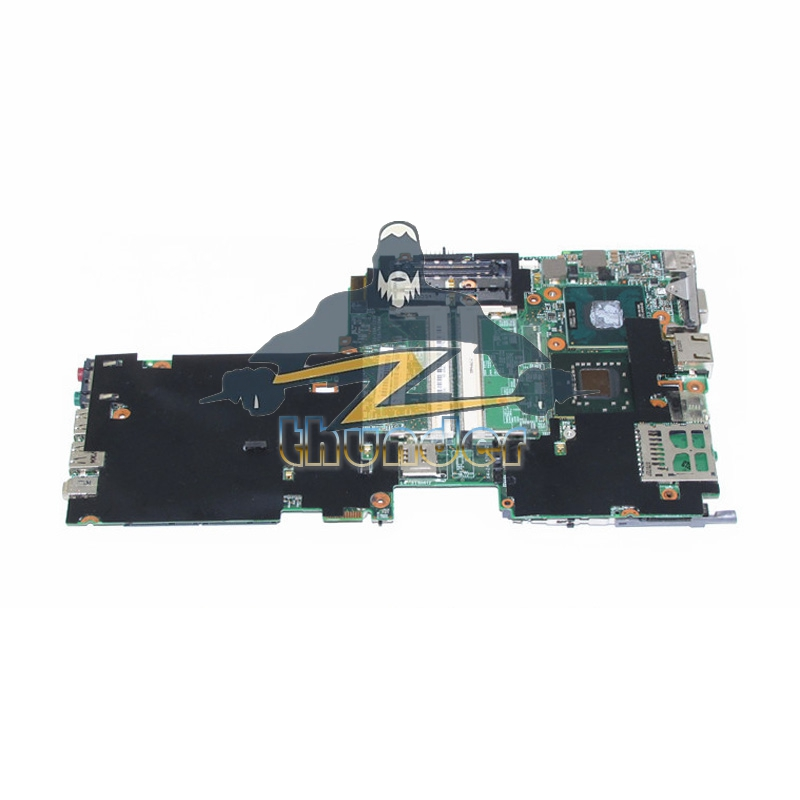 FRU 42W7770 Main Board For Lenovo Thinkpad X61 Laptop Motherboard 48.4B401.011 T7300 2.0 Ghz CPU DDR2 la 5971p for lenovo g455 laptop motherboard hd 4250m ddr2 free cpu