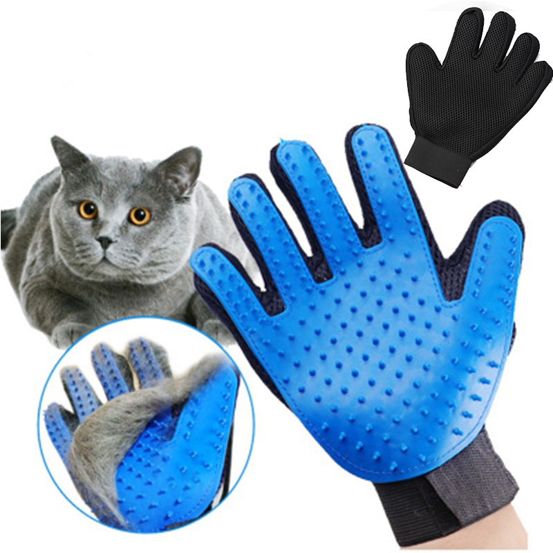 Pet Dog Removal Hair Brush Left Right Hand Glove For Dogs Cats Grooming Brush Glove Dog Cat Bath Cleaning Massage Combs SuppliesPet Dog Removal Hair Brush Left Right Hand Glove For Dogs Cats Grooming Brush Glove Dog Cat Bath Cleaning Massage Combs Supplies