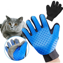 Pet Dog Removal Hair Brush Left Right Hand Glove For Dogs Ca