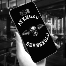 Avenged Sevenfold Hard Cover for Samsung Galaxy A50 Ultra Thin Phone Case for Samsung Galaxy A10 A30 A40 A50 A70 Back Covers cute panda hard cover for samsung galaxy a3 2016 print phone case for samsung galaxy a30 a40 a50 a70 a3 back shell