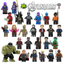 Lego Guardians of the Galaxy Marvel Block Toys – PG-154