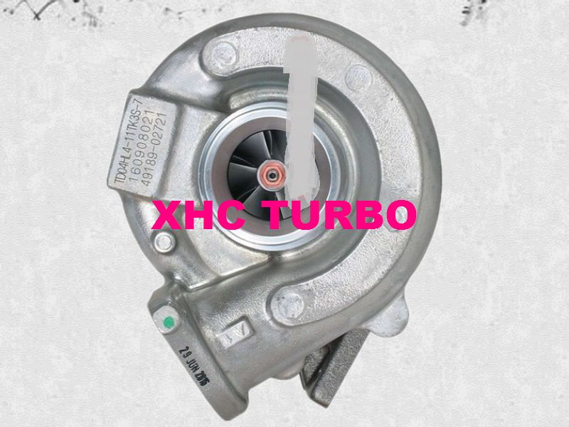 NEW GENUINE MHI TD04HL4 49189 02721 314 9972 Turbo Turbocharger for CAT Skid Steer 3304C Kubota Earth Mover S4S 3.3L