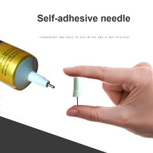 New T7000/T8000 Glue Epoxy Resin Clear Adhesive Needle Type Phone Screen Repairing Tool XOA88(China)