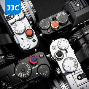 Image 5 - JJC Deluxe Pulsante di Rilascio di Otturatore della Macchina Fotografica del Metallo per Fujifilm X100V X T4 XT30 XT20 XT10 XT3 XT2 XPRO2 X100F X100T Sony RX1R RX10IV