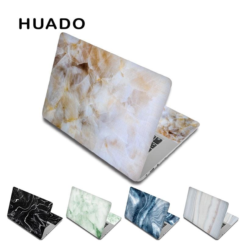 Marble Grain Laptop Skin Stickers 15.6