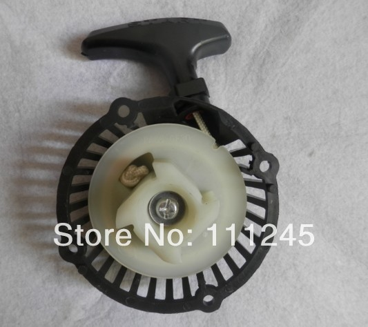 RECOIL STARTER ASSY 4T FOR NB411 CG411 MAKITA RBC 411 FREE POSTAGE PULL STARTER BRUSHCUTTER TRIMMER REWIND PARTS genuine recoil starter assembly 4t new style for oleo mac om sparta 36 43 sparta &more trimmer brushcutter pull start 61332012r