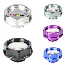 PQY6316 Car Vehicle Oil Cap Oil Fuel Filter Racing Engine Tank Cover for Honda Civic цены онлайн