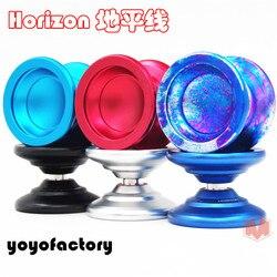 Yoyofactory Horizon YOYO металлический йо для профессиональных йо YOYO профессиональная игрушка YYF