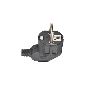 Image 5 - Rdxone 16A Eu 4.8Mm Ac Elektrische Power Bedraden Plug Man Voor Wire Sockets Outlets Adapter Verlengsnoer Connector Plug